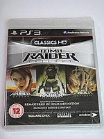 Игра для PS3 Tomb Raider Trilogy (вскрытый), фото 1