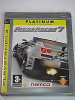 Игра для PS3 Ridge Racer 7 (вскрытый), фото 1