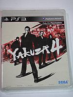Игра для PS3 Yakuza 4 (вскрытый), фото 1