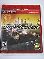 Игра для PS3 Need for Speed Undercover (вскрытый), фото 1