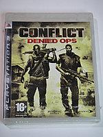 Игра для PS3 Conflict denied OPS (вскрытый), фото 1