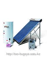 Солнечная сплит система 300л для ГВС и отопления Солнечная сплит система 300л для ГВС и отопления PT300L-60