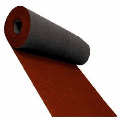 Ендовый ковёр 10 м/рулон Красный коралл Shinglas
