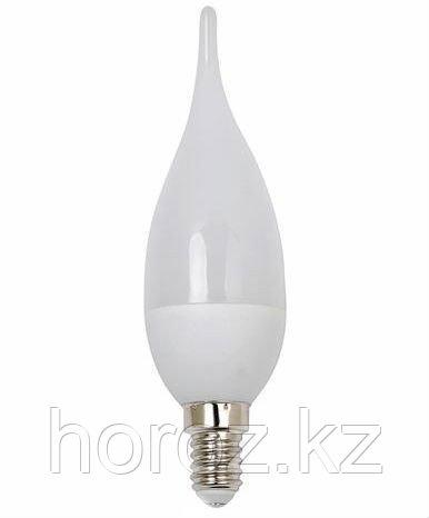 Светодиодная лампа свеча на ветру 6 Ватт HL-4370 E14 4200K
