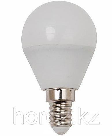 Светодиодная лампа шарик 3,5 Ватт HL-4380 E14