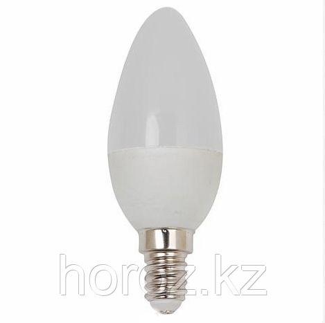 Светодиодная лампа свеча 6 Ватт HL-4360 E14 3000K