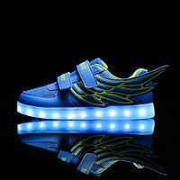 LED Обувь со светящейся подошв...