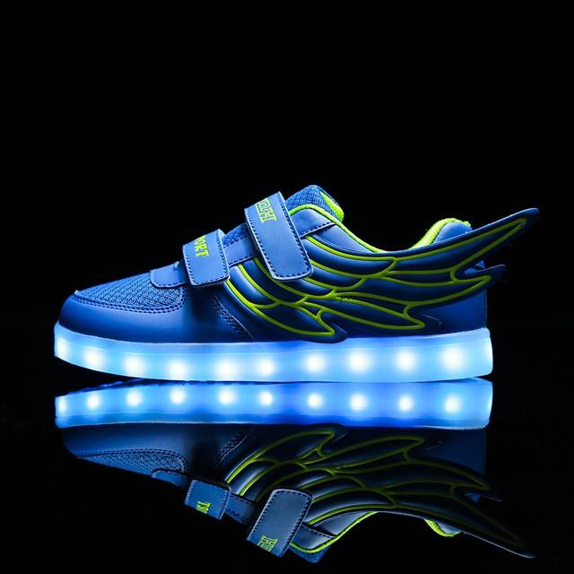 LED Обувь со светящейся подошвой