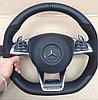 Оригинальный AMG руль для Mercedes Benz G-class W463 (W222, GL166 и др.)
