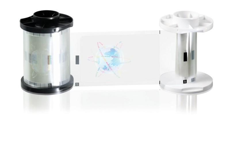 Несущая лента HDP Holographic Film с голограммой FARGO 84054