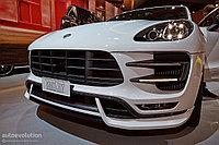 Обвес Techart для Porsche Macan Turbo