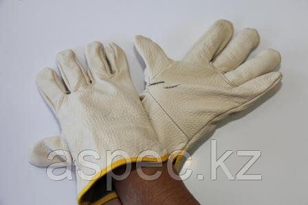 Перчатки кожаные, фото 2