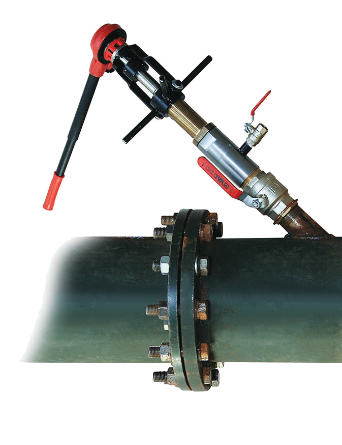Комплект оборудования для врезки преобразователей электроакустических (ПЭА) ВЗЛЕТ КПВД