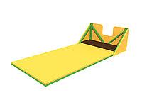 Детский игровой комплекс, Полоса препятствий Одиночный окоп