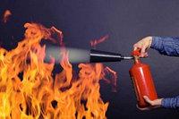 Огнетушители порошковые (оп)