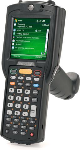 Терминал сбора данных MC3190-GL4H04E0A