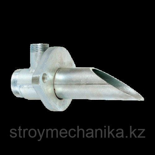 """Выход смесителя NW 60 (новый дизайн) с резьбой 1 1/2"""", под воздушное соединение, в комплекте с резиновой прокл"""