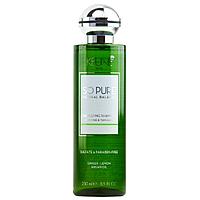 Keune So Pure Natural Balance Energizing Shampoo - Шампунь «Тонизирующий» 250 мл.