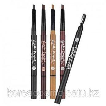 Missha Карандаш для бровей The Style Perfect Eyebrow Styler (0,4 гр)