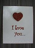 Картина-открытка I love you, фото 2