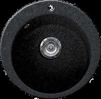 Кухонная мойка из искусственного камня Gran-Stone GS-05  (475х475 мм)