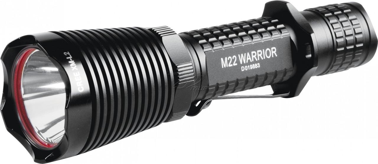 Фонарь OLIGHT Мод. M22 WARRIOR (950лм)(127г.)(от 2шт.CR123A или 1шт.18650) R 34519
