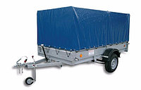 """Прицеп """"ТРЕЙЛЕР"""" (грузовой) Мод.829450 /3,5/ВВ/р-ж/16 (колеса: 16', подвеска: резино-жгутовая) R 31345"""