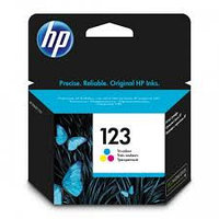 HP F6V16AE Оригинальный струйный картридж HP 123