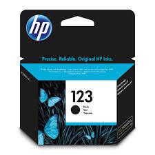 HP F6V17AE картридж оригинальный струйный HP 123
