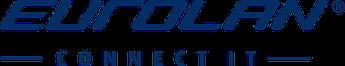 Eurolan Розетка 16А 250 Вольт, 45*45, белая, стыкуемая, с блоком, гнезда 45 градусов