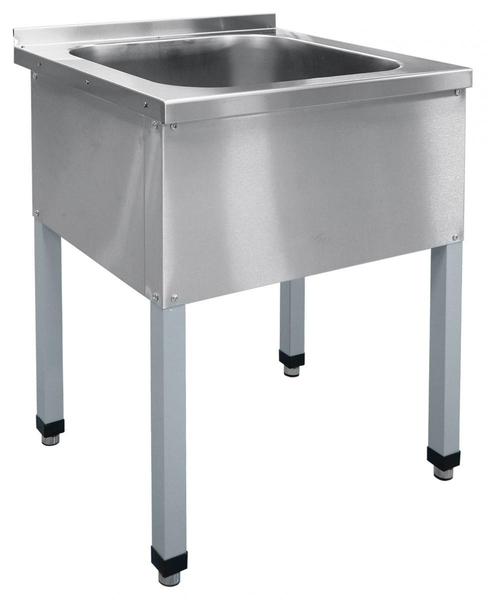 Ванна моечная односекционная ABAT ВМП-6-1-5РЧ