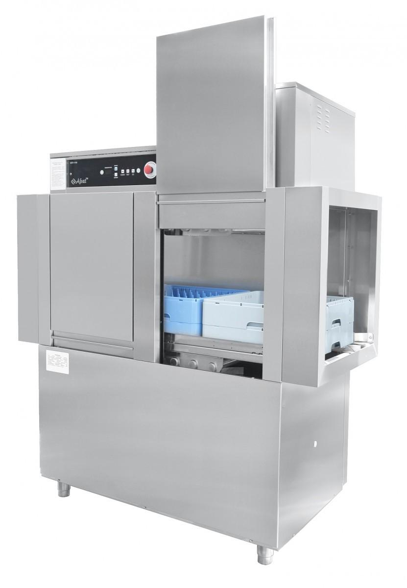 Туннельная посудомоечная машина ABAT МПТ-1700-01