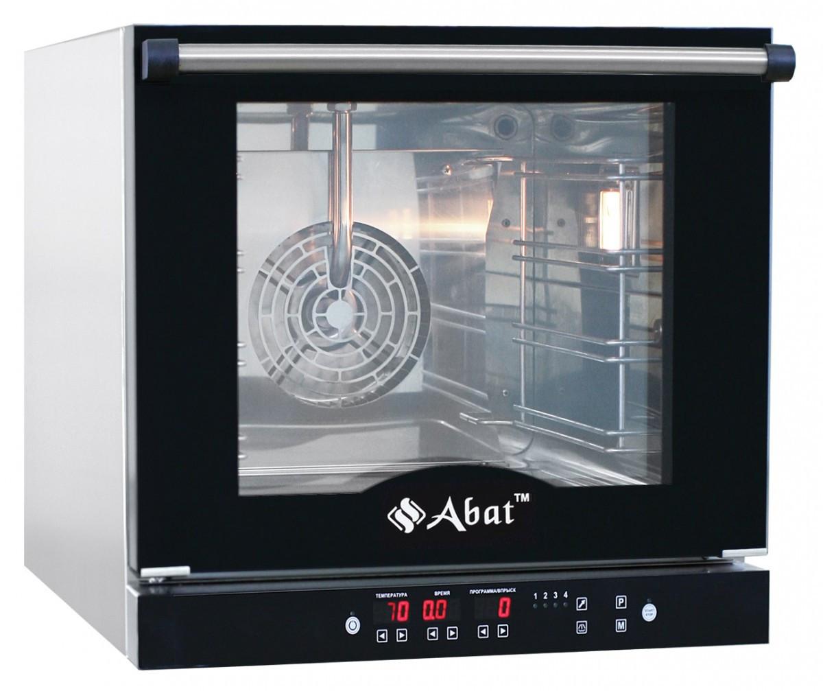 Конвекционная печь ABAT КПП-4-1/2П