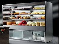 Холодильные горки и прилавки для самообслуживания CRIOCABIN ERIDE