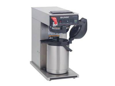 Для варки кофе с оборудованным термопотом BUNN
