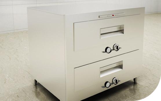 Нагреватель для готовых продуктов FABRISTEEL