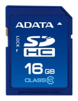 Карта памяти ADATA SDHC 16 GB CLASS 10, Алматы