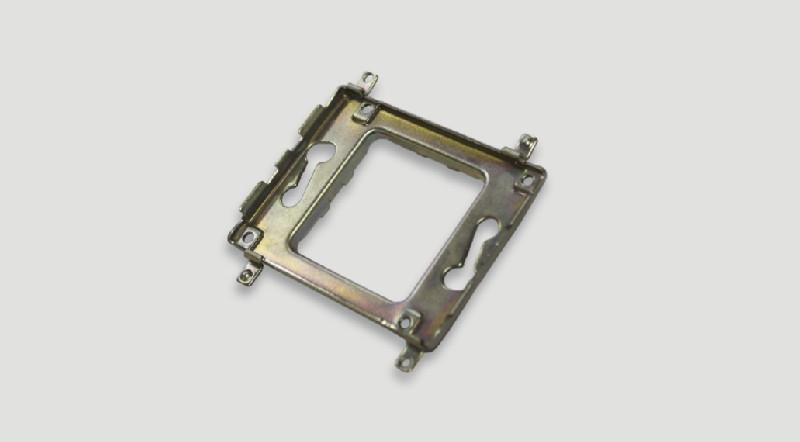 Eurolan  Суппорт для модулей 22.5x45, 4 модуля