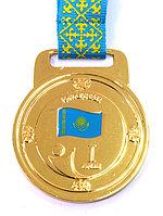 Медаль рельефная за 1-е место (золото)