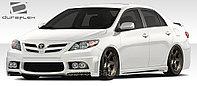 Обвес WALD на Toyota Corolla