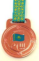 Медаль рельефная за 3-е место (бронза), фото 1