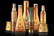 Mythic oil - линия средств для питания и укрепления всех типов волос на основе масел.