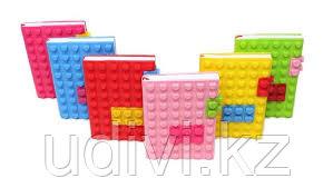 LEGO блокнот «Сердечки»