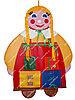 Дидактическая игрушка для детей «Марфушка»