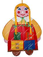 Дидактическая игрушка для детей «Марфушка», фото 1