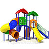 Детская площадка для детских садов. Джунгли