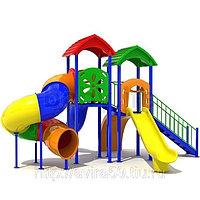 Детская площадка для детских садов. Джунгли, фото 1