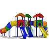 Детский игровой комплекс. Улитка