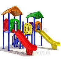 Детская площадка. Водопад, фото 1