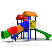 Детская площадка для улицы. Дружба, фото 1